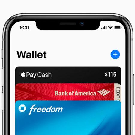 Apple Pay a více karet
