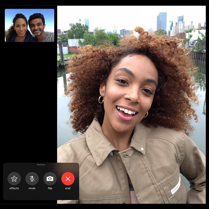 GroupFaceTime - Aplikace pro iPhone nahrávají bez vašeho vědomí obrazovku
