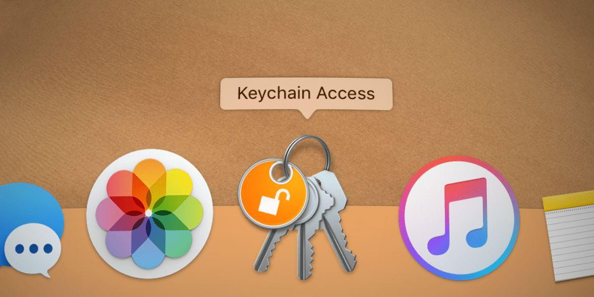 Klíčenka v macOS obsahuje kritickou zranitelnost