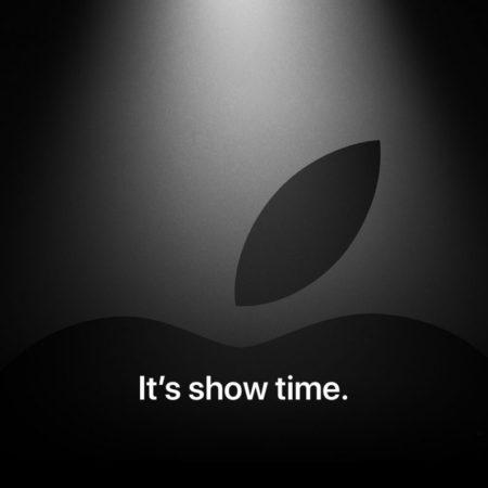Jarní Apple Keynote