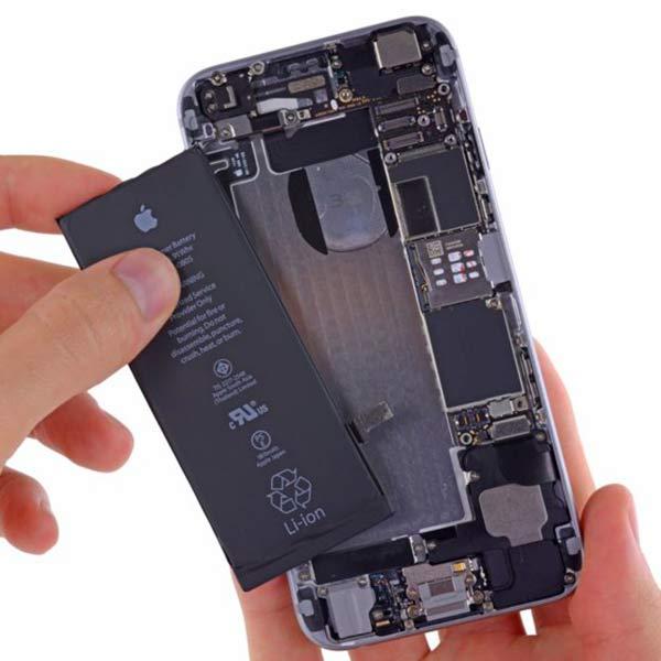 Výměna iPhone baterie