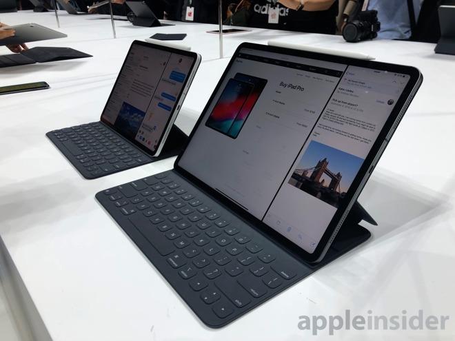 iPad Pro myš