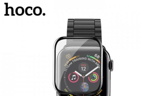 Výměna skla Apple Watch