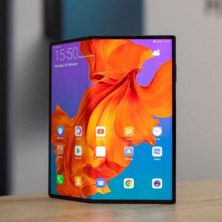 Huawei Mate X skládací telefon