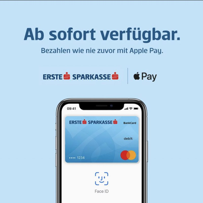 Apple Pay v Rakousku