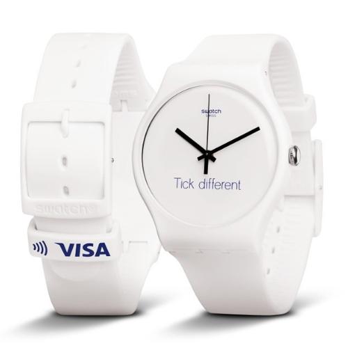 Swatch cover - Trademark Think Different platí i pro Apple Watch, iPad, Siri a další výrobky