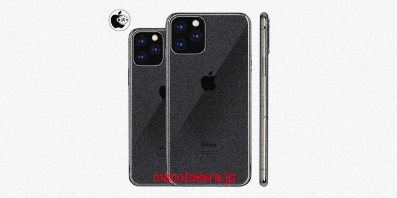 nový iPhone 2019