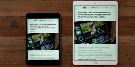 iPad mini 5 recenze