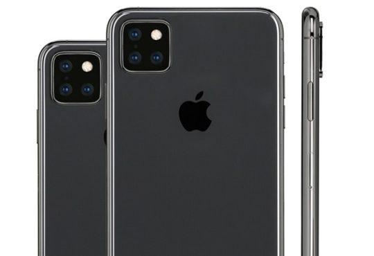 nový iPhone 2019