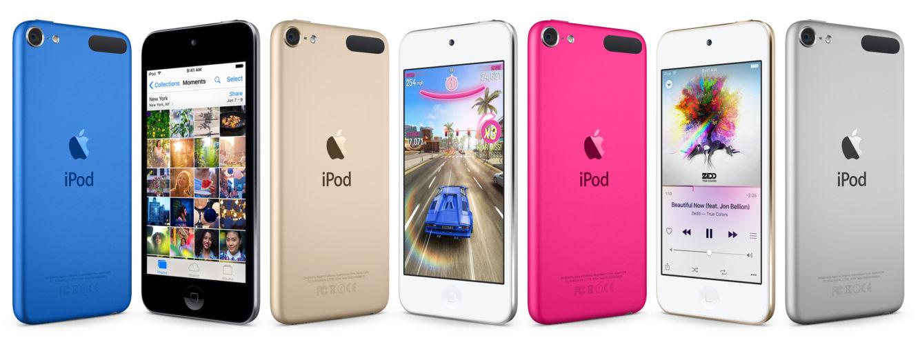 nový iPod touch