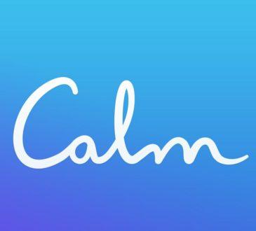 Nejlepší aplikace pro Apple Watch Calm