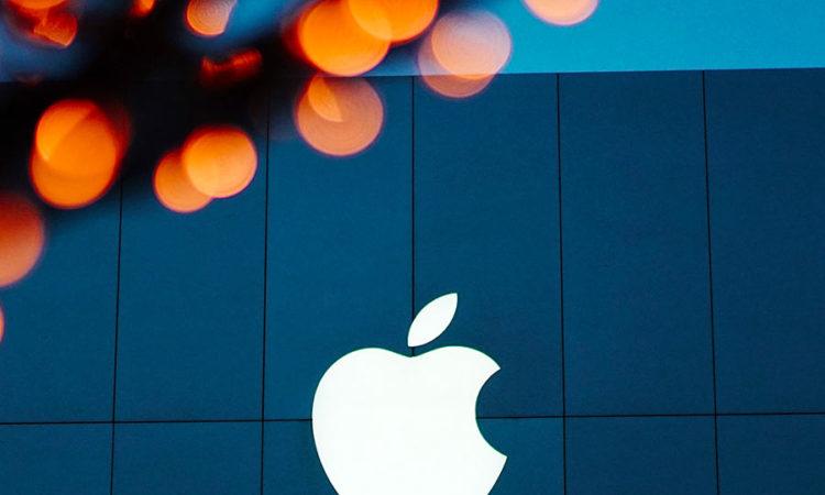 Tapety pro iPhone Apple
