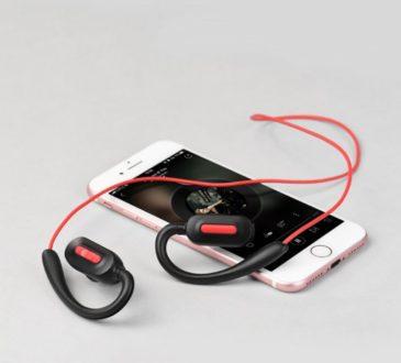 Sportovní sluchátka bezdrátová