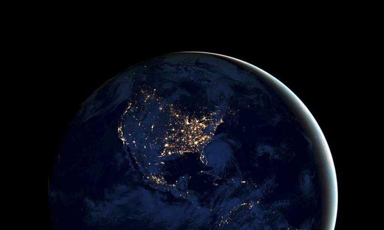 Tapety pro iPhone vesmír