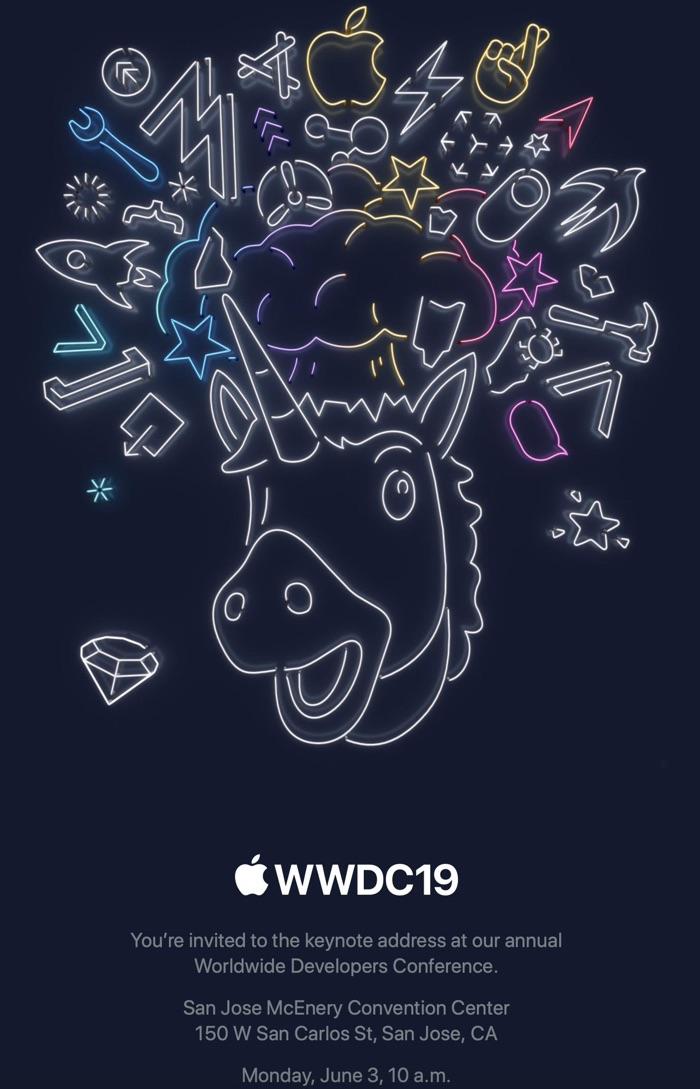 WWDC 2019 Keynote