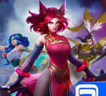 nejlepší hry pro iPhone Dungeon Hunter