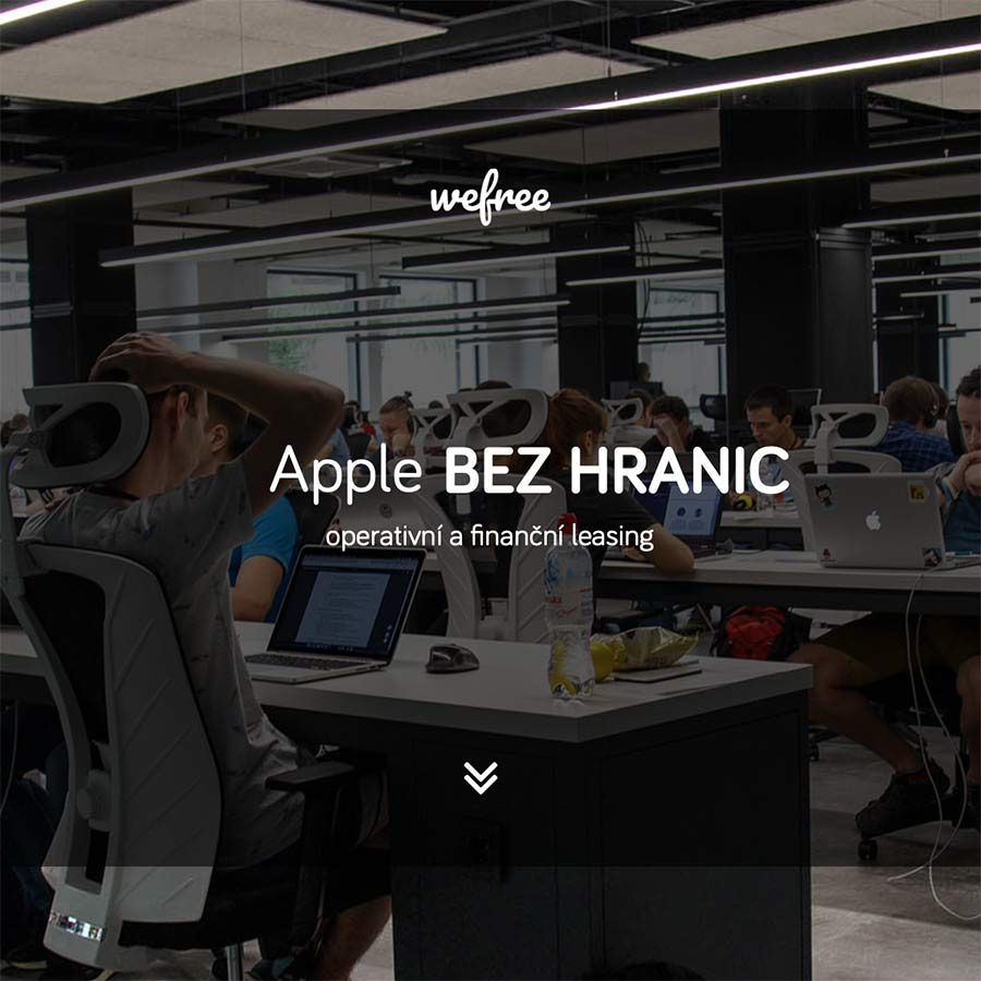 Apple bez hranic