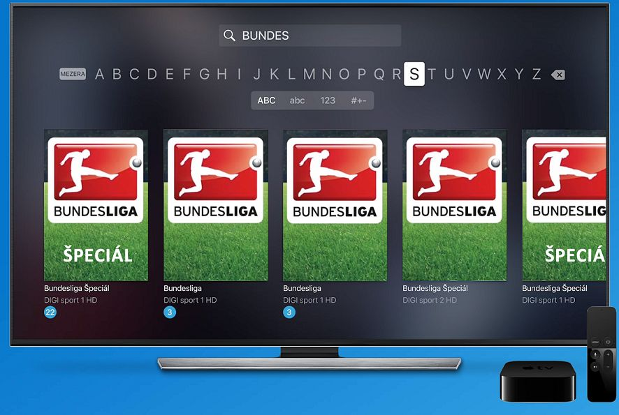 DIGI TV představila novou aplikaci pro Apple TV | Appliště