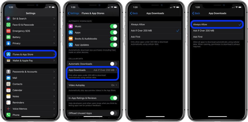 Jak stáhnout aplikaci v App Store