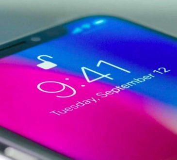 OLED panel iPhone