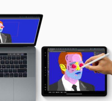 Apple Sidecar, Jak připojit iPad k Macu jako monitor