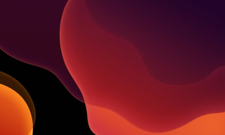 iOS 13 tapety