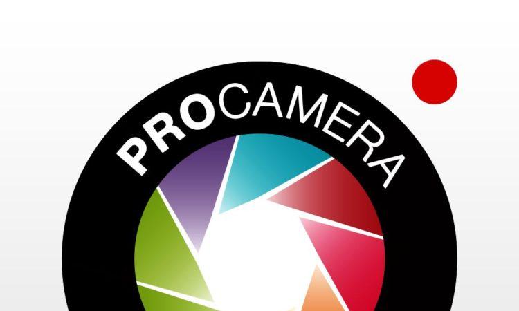 ProCamera nejlepší aplikace pro iPhone