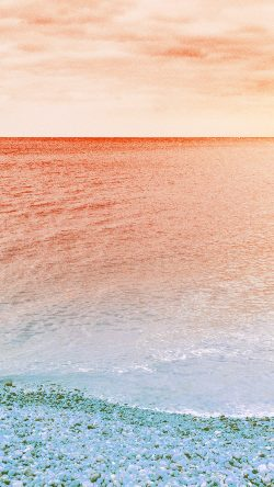 papers.co ng31 sea nature beach red sky rock art 33 iphone6 wallpaper 250x444 - Tapety pro iPhone ke stažení (2. 6. 2019)