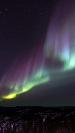 papers.co nj73 aurora night sky awesome beautiful color 33 iphone6 wallpaper 250x444 - Tapety pro iPhone ke stažení (2. 6. 2019)