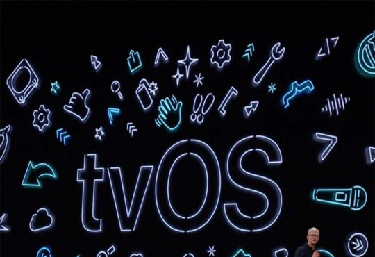 tvOS 13 Picture-in-Picture