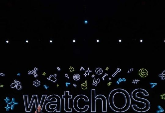 watchOS 6 update