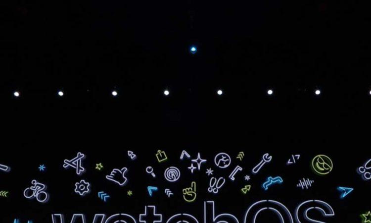 watchOS 6 update