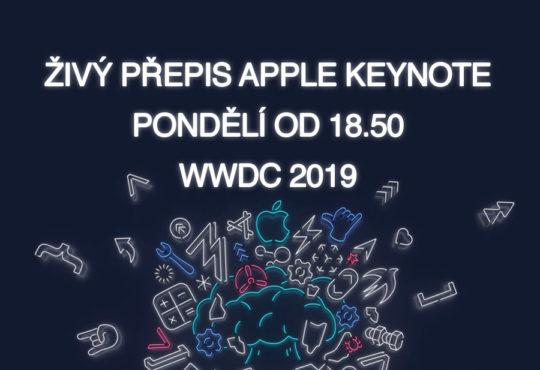 WWDC 2019 online přepis