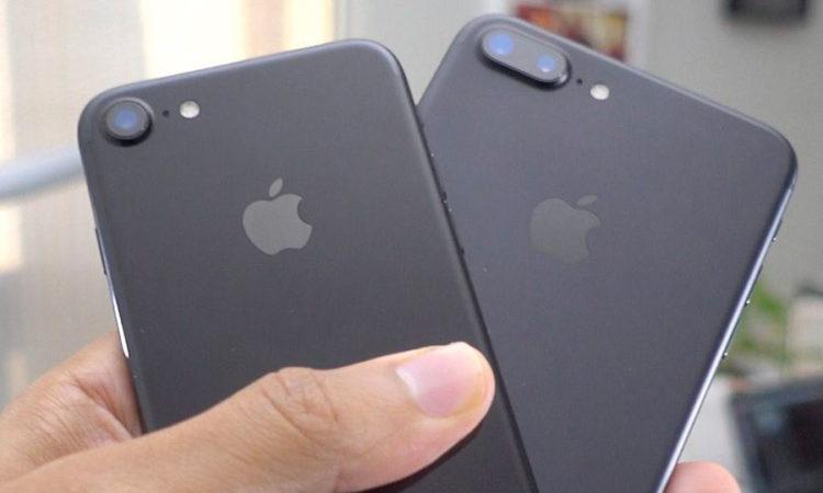 Zadní kryt iPhone 7