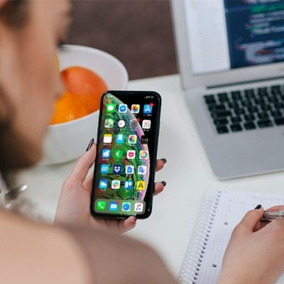 iPhone - základní kurz