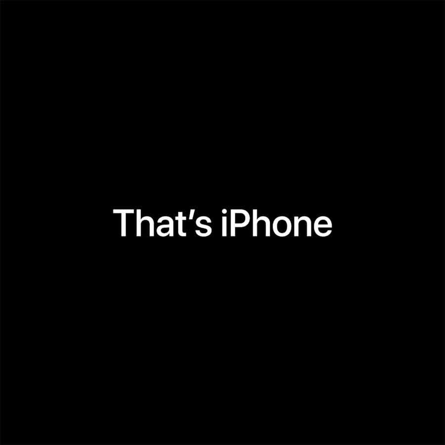 Apple reklamy