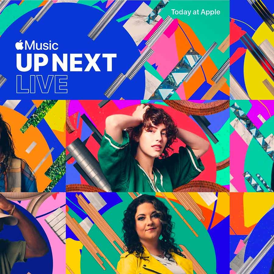 apple music upnext live 1 - Apple Music Up Next koncertní turné bude ve vybraných Apple Storech