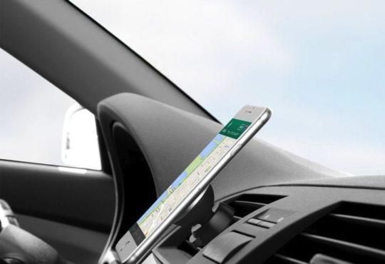 Držák na telefon do auta do ventilace