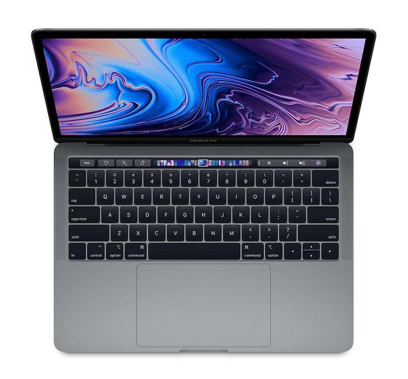 Nový MacBook Pro 2019