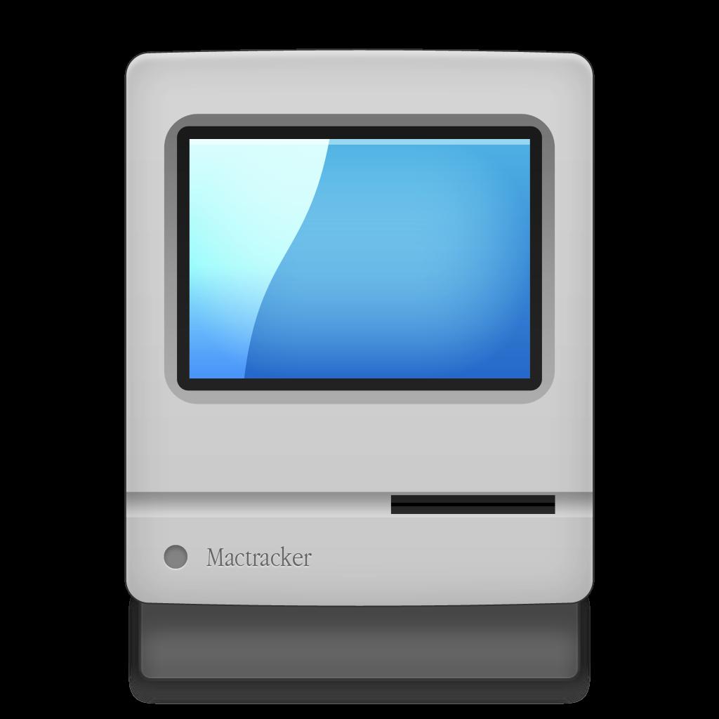 Nejlepší aplikace pro Mac Mactracker