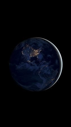 papers.co bd21 earth space dark night art illustration 33 iphone6 wallpaper 250x444 2 - Tapety pro iPhone ke stažení (3. 7. 2019)