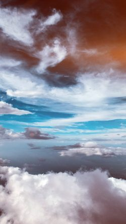 papers.co nd33 cloud sky nature blue flare 33 iphone6 wallpaper 250x444 - Tapety pro iPhone ke stažení (9. 7. 2019)