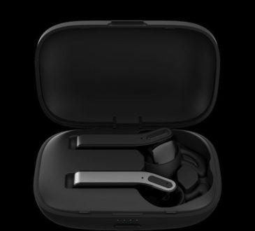 Bluetooth sluchátka s mikrofonem