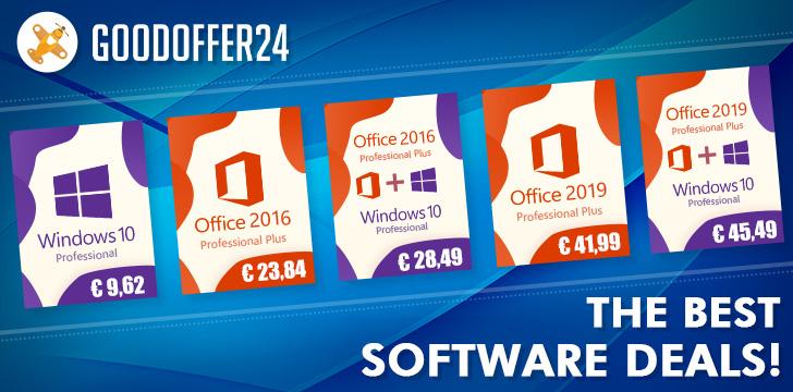 190812 728 360 € - Windows 10 za 9,62 euro - Váš nejlepší spojenec pro sérii AMD Ryzen 3000!