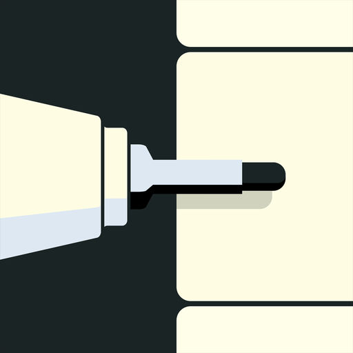 nejlepší aplikace pro iPhone Flow by Moleskine