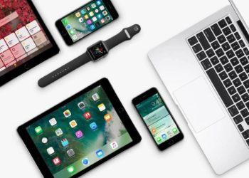 Apple produkty