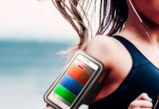 pouzdro na mobil na běhání