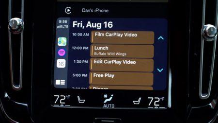CarPlay v iOS 13