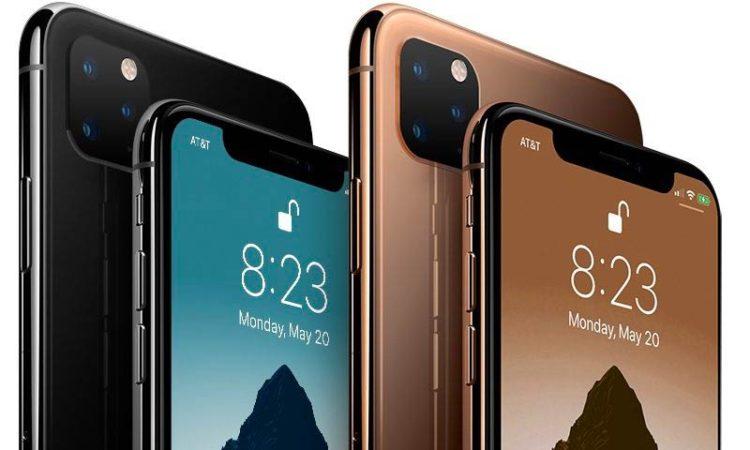 iPhone 2020, nové iPhony