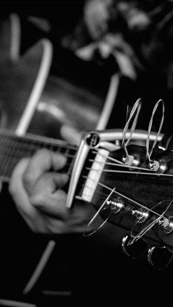 papers.co mt18 guitar music art bw dark yamaha 33 iphone6 wallpaper 250x444 2 - Tapety pro iPhone ke stažení (9. 8. 2019)